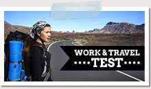 Work and Travel Test - Info