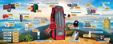 Der Shop für deine Work and Travel Packliste