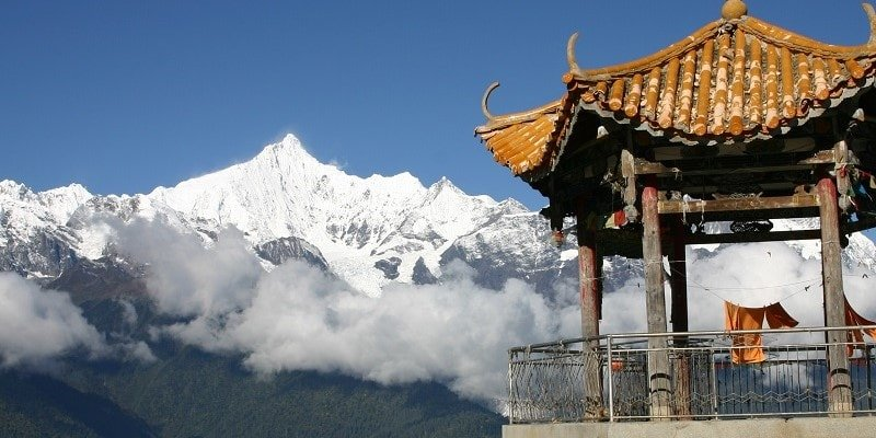Work & Travel China - Starterpaket