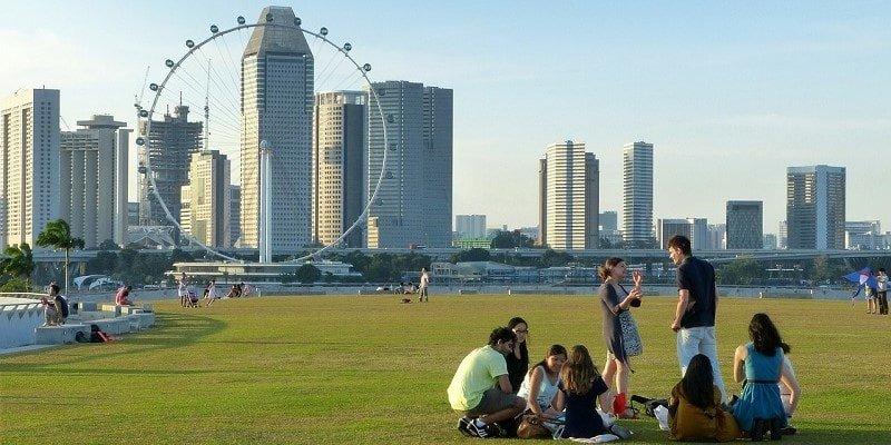 Studentenvisum Singapur