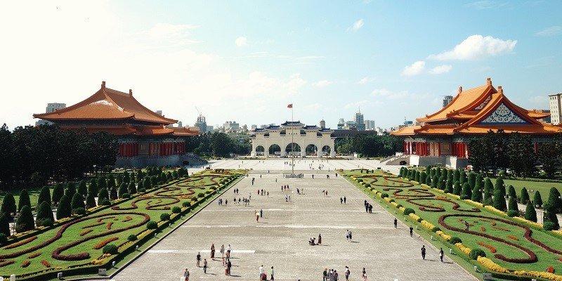 Mit dem Studentenvsium nach Taiwan