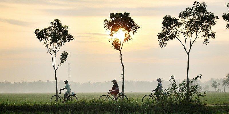 Work & Travel in Asien